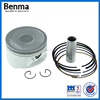 Top quality motorcycle piston for your choice/japanese motorcycle brands