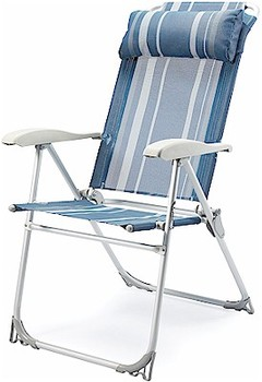 high back adjustable camping chair view adjustable
