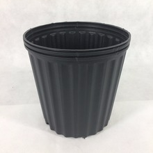 China maufactory supplier 1 gallon plastic pot plant, nursery gallon pot for indoor and outdoor