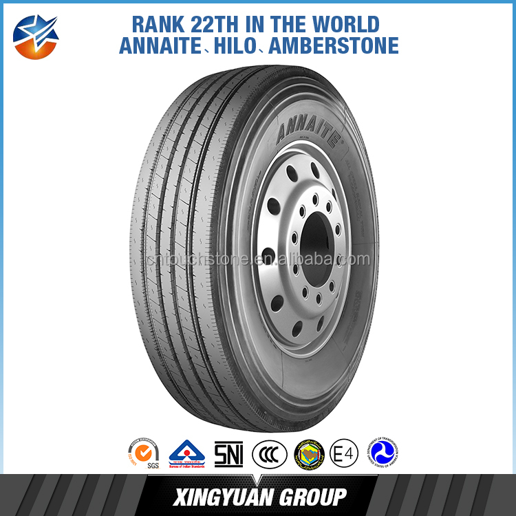Suitable for steer and trailer wheels Truck Tire 12R22.5 295/80R22.5 315/80R22.5 Chinese Cheap Tire Prices