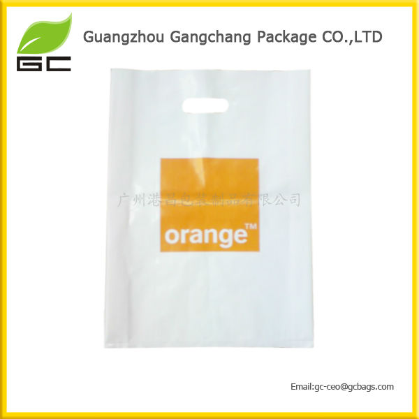 New Type Top Sale High Quality Custom Made Cheap Shopping Plastic Bags With Printing