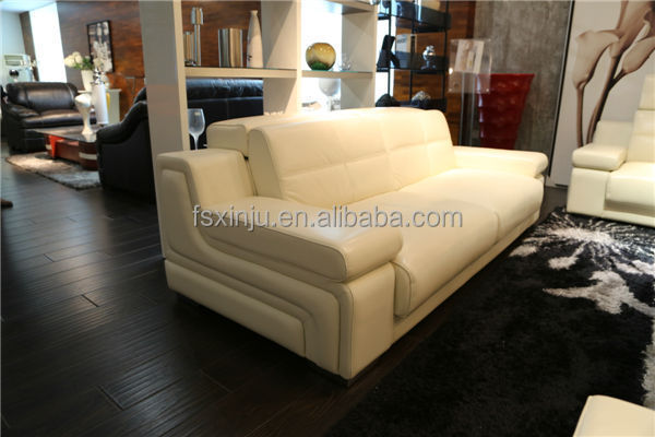 shunde home furniture / living room sectional sofa sex leather sofa F1231