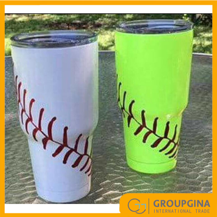 Hot Sale New Fashion Personalized Monogrammed Sport Tumblers