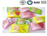 Plastic bag making machine plastic Film roll lamination film color printing for snack food package for candy package