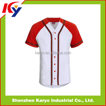 Karyo Apparel 2016 Cheap Custom School College Team Baseball Jerseys