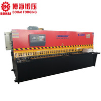 QC12K 6x3200 Sheet Metal Cutting Machine