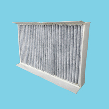 Medium Efficiency Customized Activated carbon cabin filter