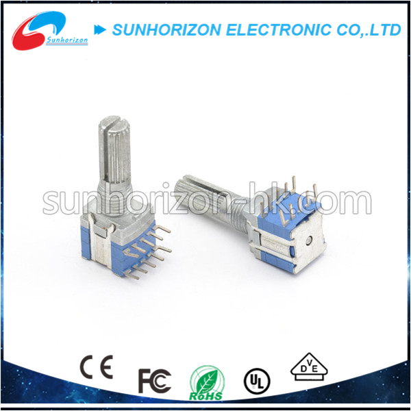 4 Pole 3 Position rotary Switch 6-pin switch