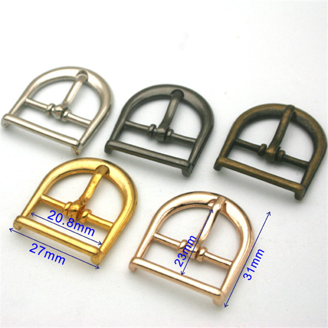 Top Selling Zinc Alloy Custom Design Metal Garment Accessory Craft Belt Buckle manufacturers