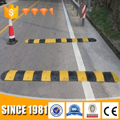 heavy duty rubber speed bumps humps in the road hump speed