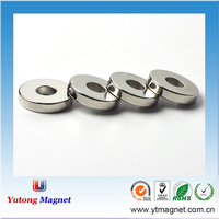 ferrite ring magnet/permanent magnetic material/neodymium magnet with different sizes