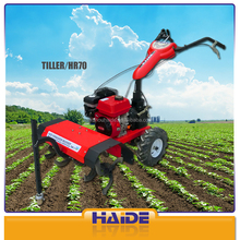 multifunction garden tiller HR70 6.5HP farm rototiller