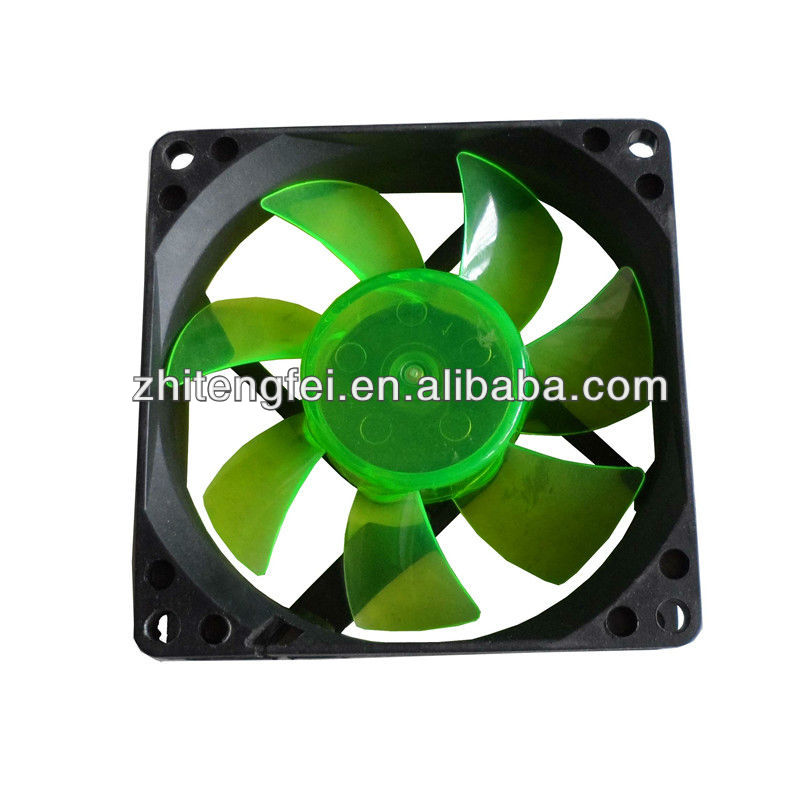 quiet waterproof 12v dc cooling fan for video card
