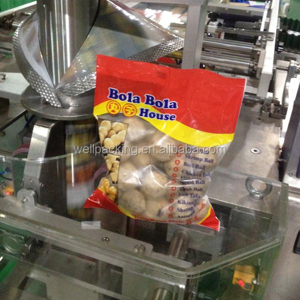 frozen food packaging machine
