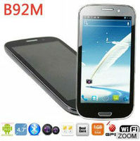 1GB+4GB B92M MTK6577 Android Smartphone