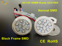 Waterproof High Quality Led Pixel Light Dream Color 45mm 9smd With Ce Rohs