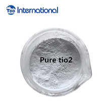 China tio2 chloride process, china tio2 low cost, chemical powder of titanium dioxide from TDD International