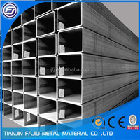rectangular tube steel dimensions