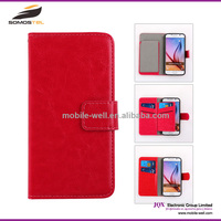[Somostel] For Samsung Galaxy S4 I9500 Genuine Real Leather Flip case cover mobile phone case