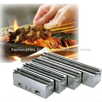 Professhonal use yakitori grill equipment for restaurant for Equipement restaurant usage