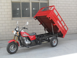 Three Wheel Motorcycle For Cargo Sample Order Engine 200CC Max Speeed 80km/h