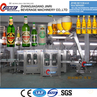 beer filling brewery equipment /bottling manufacturing plant