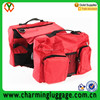 Wholesale polyester dog saddle bags travling hiking harness