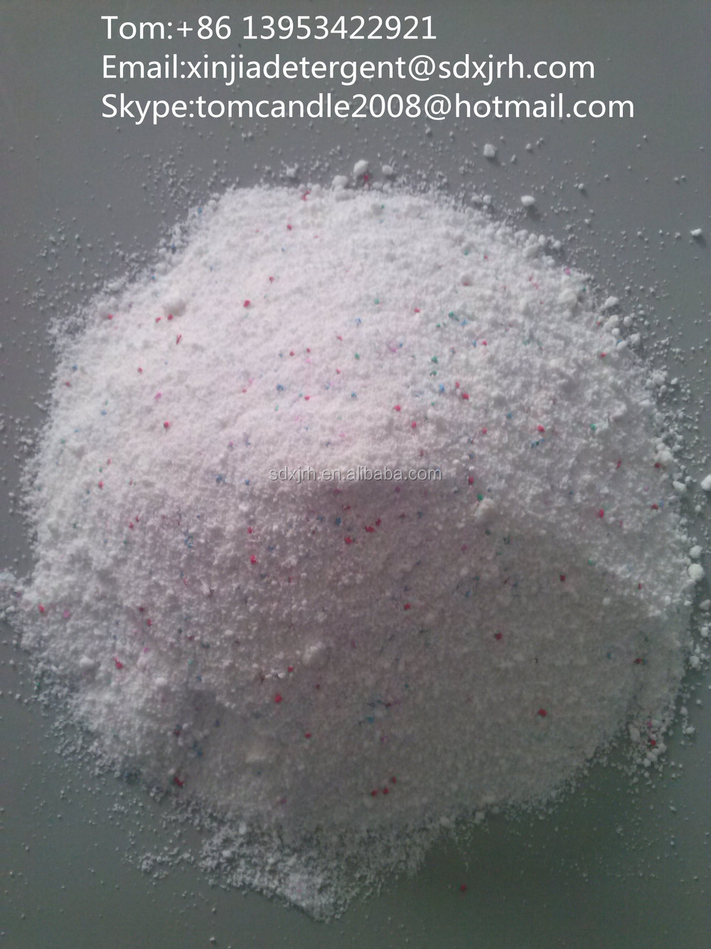Most popular High effective Environmental washing powder for automatic washing machines in Africa market