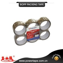 Wholesale custom high viscosity single sided BOPP tape