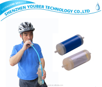 Gravity UF filter and outdoor camping water filter