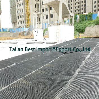 Chinese factory top quality HDPE dimpled drainage board