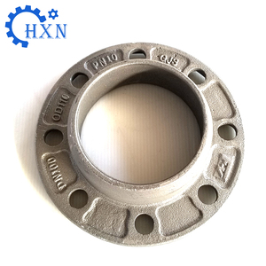 ISO9001 customized ductile iron sand casting parts
