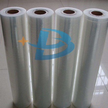 Best price of machine grade PE stretch film for pallet wrap hospital