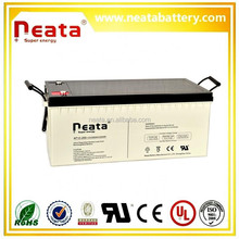 < NEATA BATTERY>Hottest sale good deep cycle electric car battery 12v 100Ah