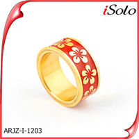 jewelry bulk buy from china new arrival micro women hot red ring 2014