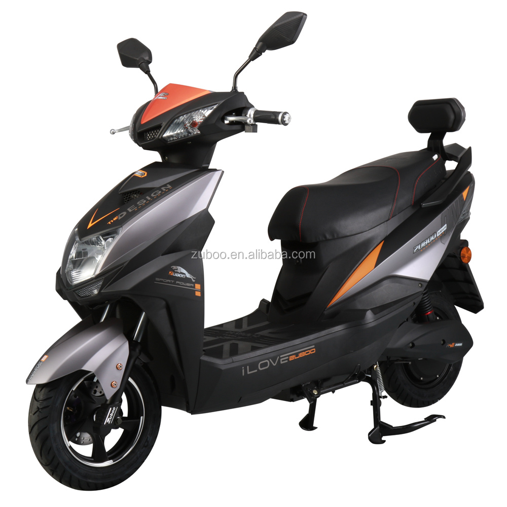 electric motocycle 60V 30AH 800w approved electric scooter adult motorcycle