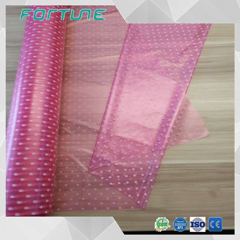 PVC plasic film manufacturer colorful film