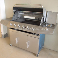 Infrared Kebab Grill Machine Gas Burner(AU-1BA6S)