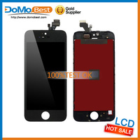 For cell phone 9h high clear tempered glass screen protector for iphone 5