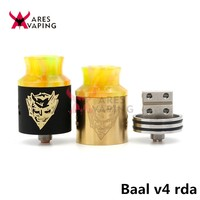 Best selling items high quality atomizer device vape coils baal v4 rda by Aresvaping