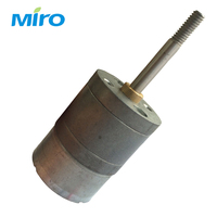 25mm Micro Gear Motor dc electric motor 6 volt