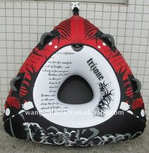 "Inflatable water ski 56"" triangle tube"