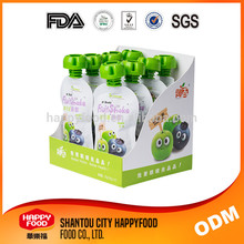 Brand New Sweet Fruity fruit juice jelly cup with low price