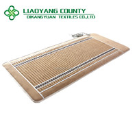 best selling home health products US market negative ion amethyst mattress/help sleep natural amethyst biomat pad OEM service