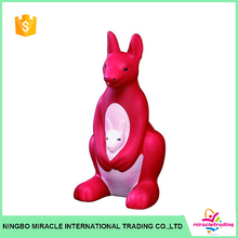 Promotional PU Kangaroo Stress Ball,Little Kangaroo PU Toy