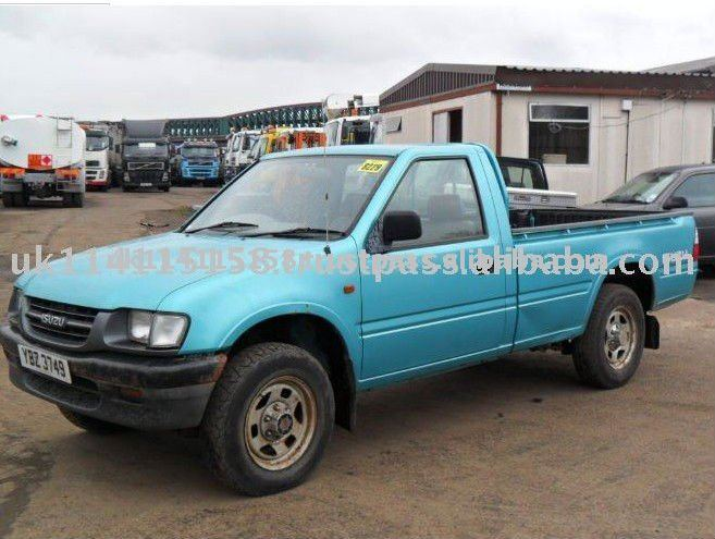 ISUZU TF SINGLE CABIN 4X4 LOW KMS Cheap Used Cars