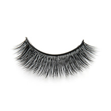 Worldbeauty Private Label Wholesale 3D Korean Silk False Eyelashes Faux Mink Strip Lashes Manufacturer KS3D28
