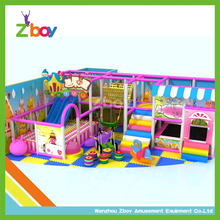 Factory Price Indoor Children Playground ,children Indoor Playground Equipment