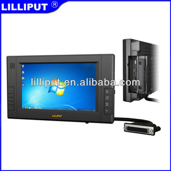 "LILLIPUT NEW 7"" with OS Win CE 7.0/Android 2.3/Linux 2.6.35 embedded pc all in one"