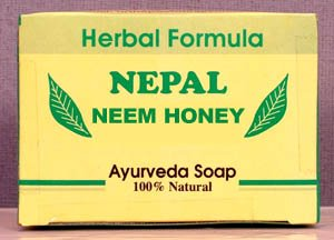 Nepal Neem Honey Soap